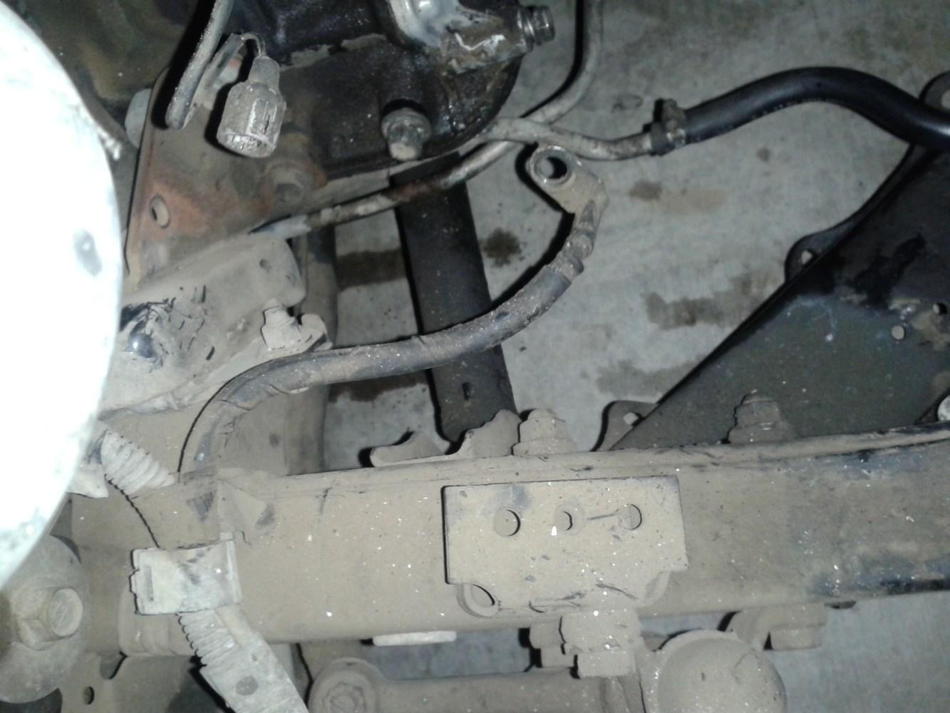 medium resolution of  94 toyota pickup ac compressor ground wire help 20151104 180717 jpg