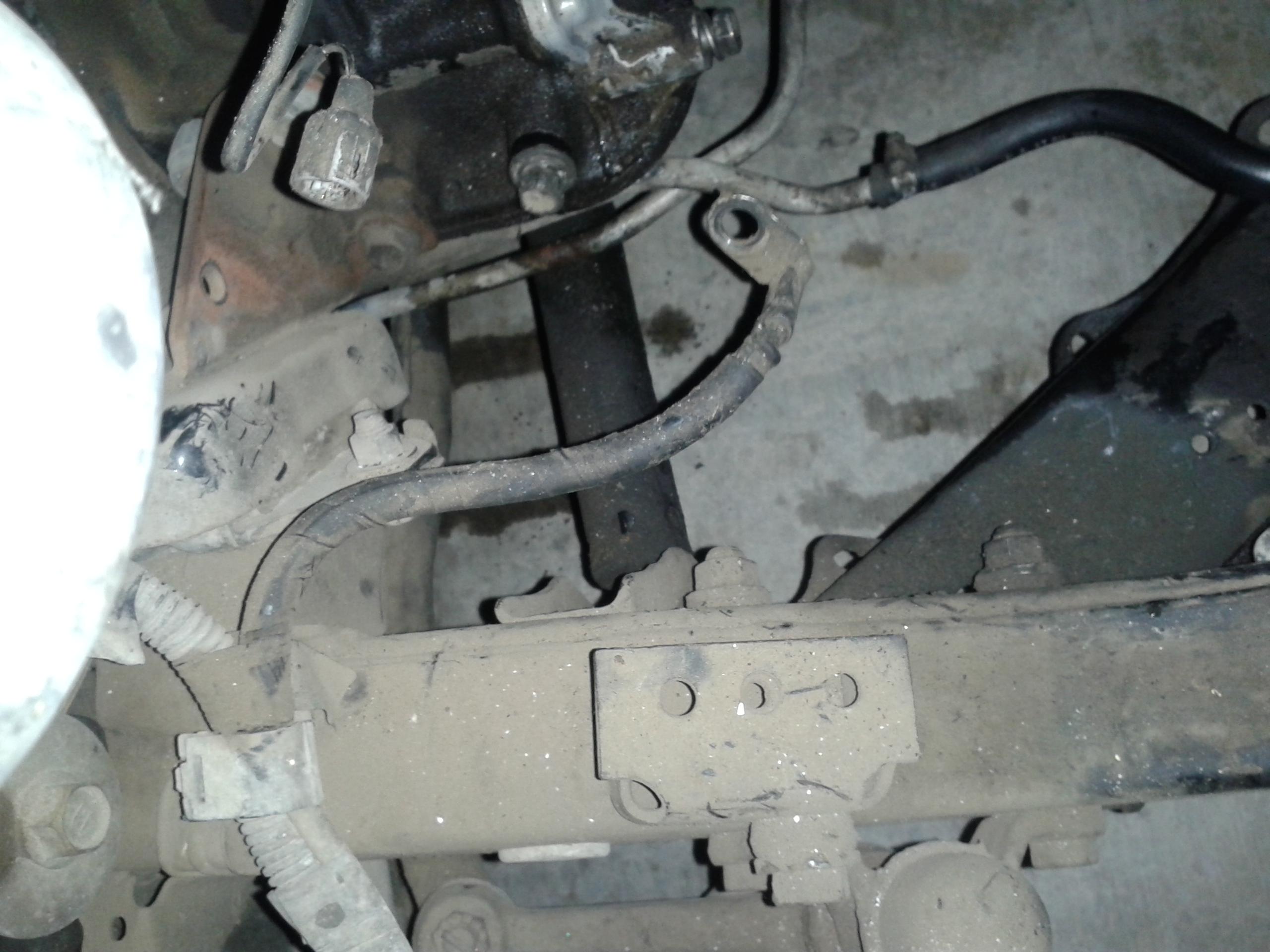 hight resolution of  94 toyota pickup ac compressor ground wire help 20151104 180717 jpg