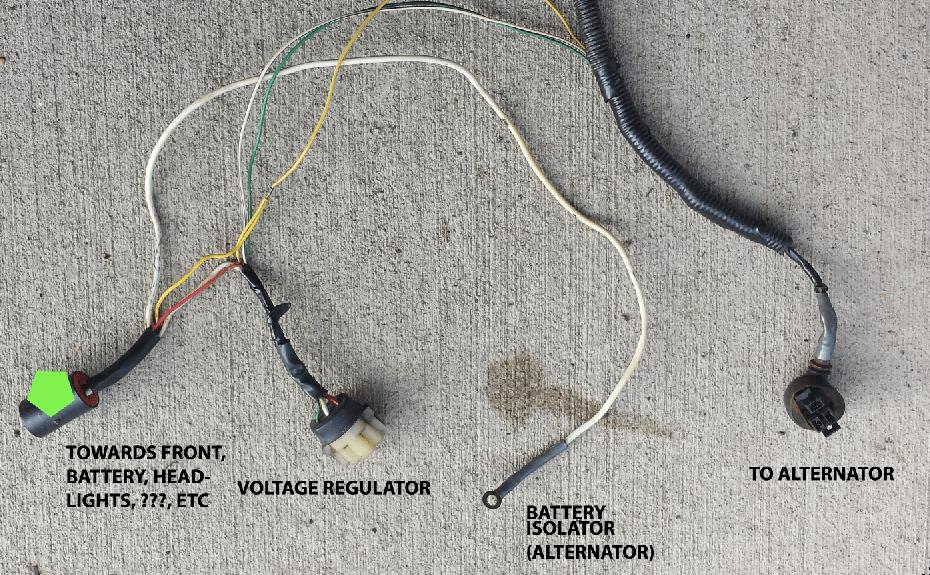 Toyota Pickup Wiring Diagram 5 Toyota Hilux Alternator Wiring Diagram