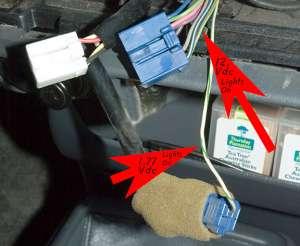 Illumination wire  CD Stereo Radio install  YotaTech Forums