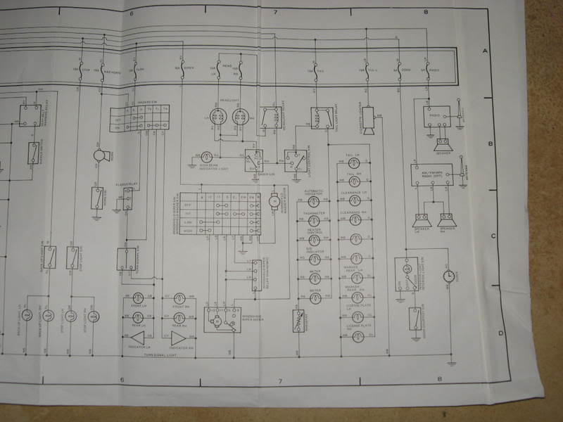 Related Pictures 1988 Toyota Truck Wiring Diagram Toyota Truck