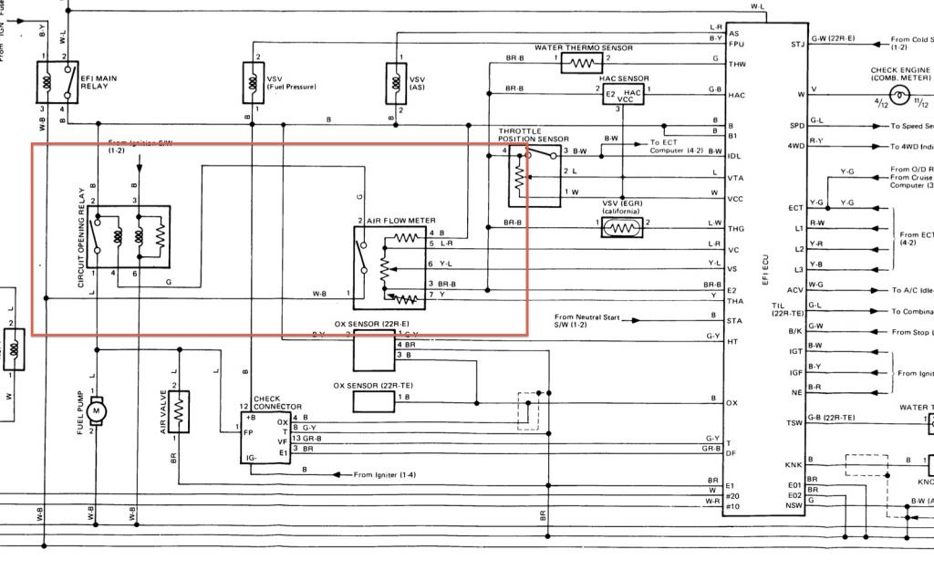 22re To 3 4 Swap Wiring Harness : 31 Wiring Diagram Images