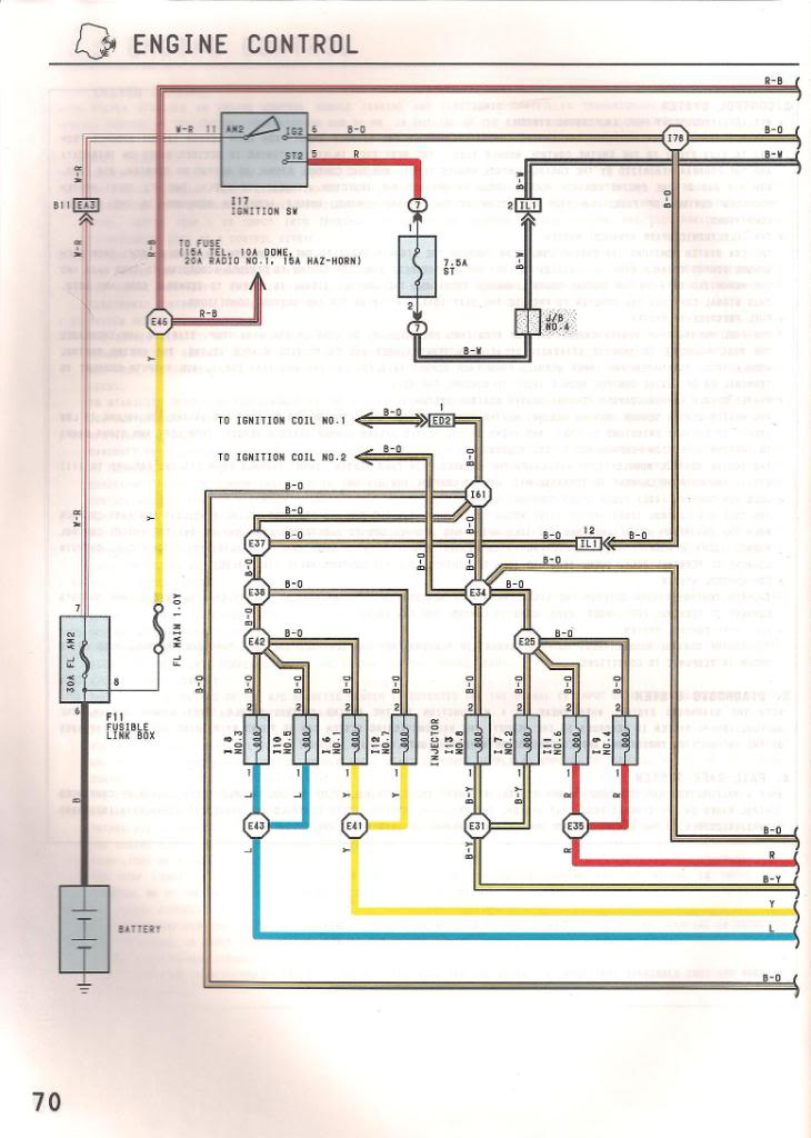lexus ls400 wiring diagram 2005 nissan altima alarm 1993 1uz-fe - yotatech forums