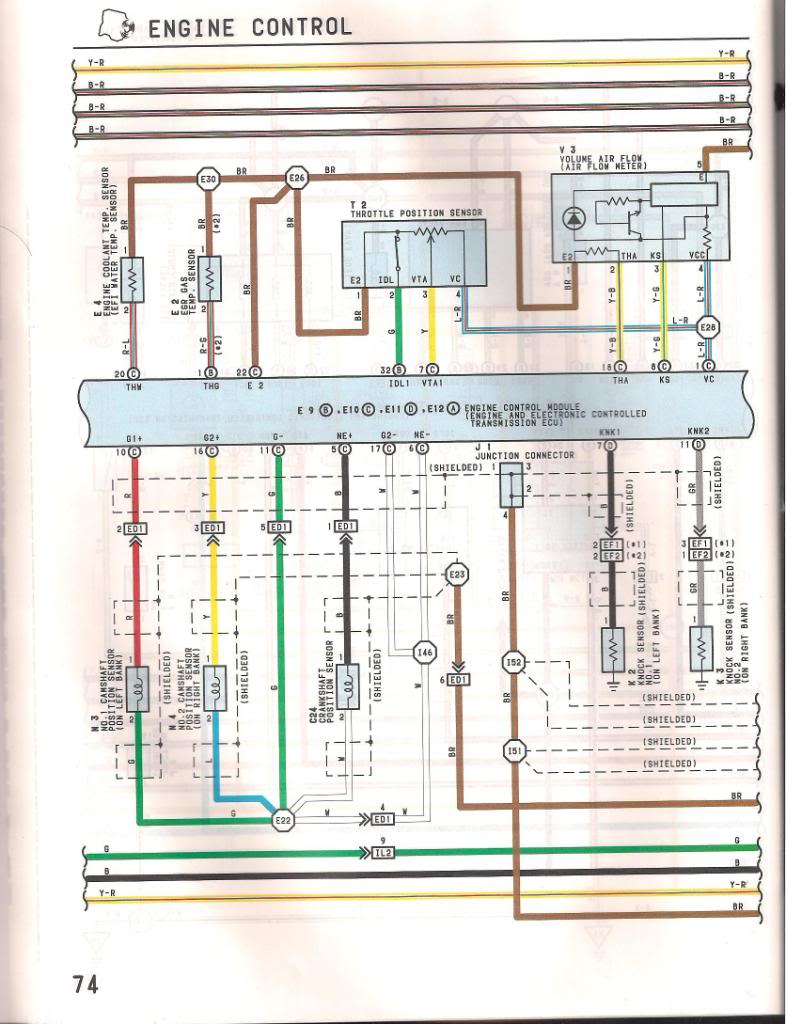 medium resolution of 1uzfe wiring diagram wiring diagram third level lexus