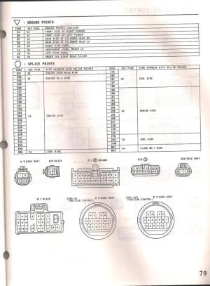 1993 LS400 1UZFE wiring diagram  YotaTech Forums
