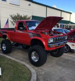 kawazx636 s 1983 toyota pickup lives  [ 4032 x 3024 Pixel ]
