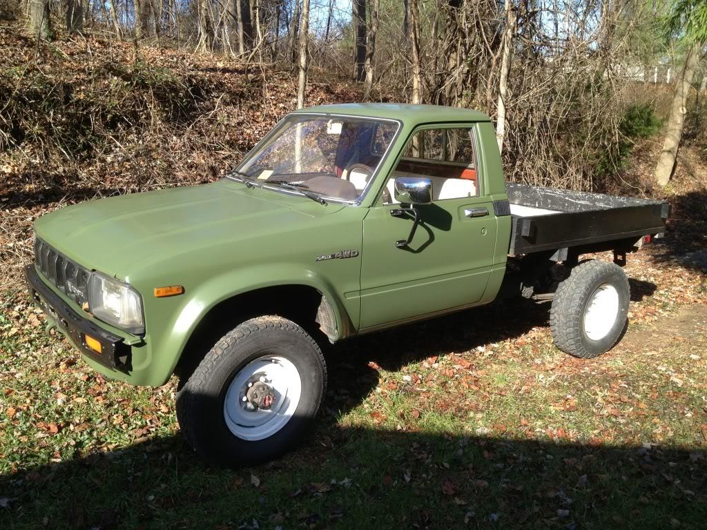 hight resolution of 1983 toyota pickup