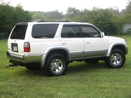 1996 Toyota 4runner Lifted