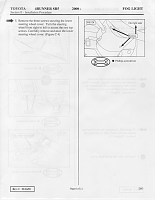 1999-2002 4runner SR5 Fog Light Installation Instructions