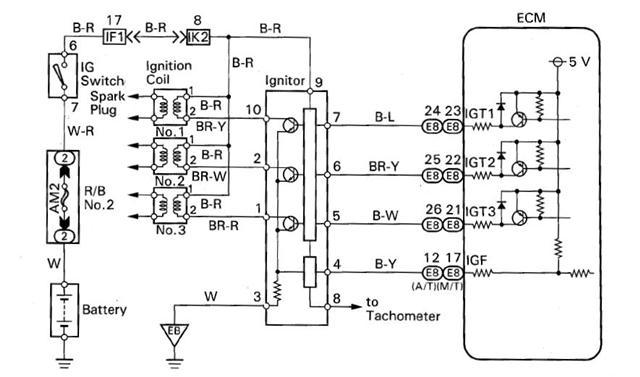 5 Wire Starter Wiring Diagram Relays Jeep Help 96 T100 3 4l Won T Start No Spark Yotatech Forums