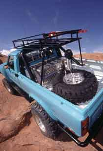 single cab roof rack just a thought