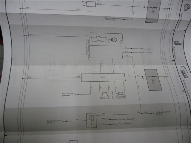 55 Chevy Radio Wiring Diagram 55 Circuit Diagrams