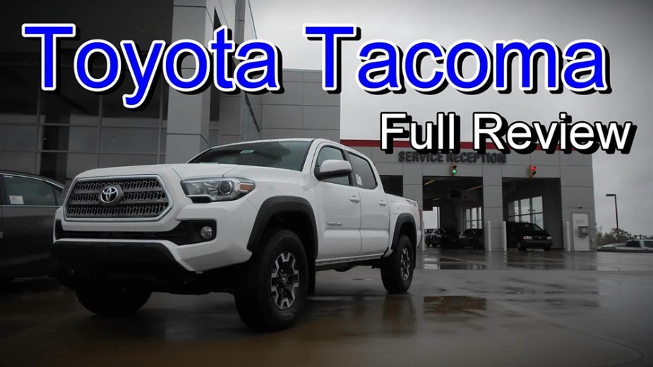 yotatech.com Toyota Tacoma car reviewers hate it