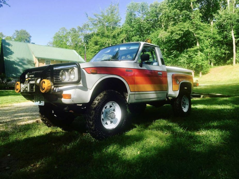 1978 Toyota Wolverine