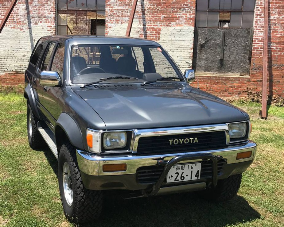 1990 Toyota Hilux Surf
