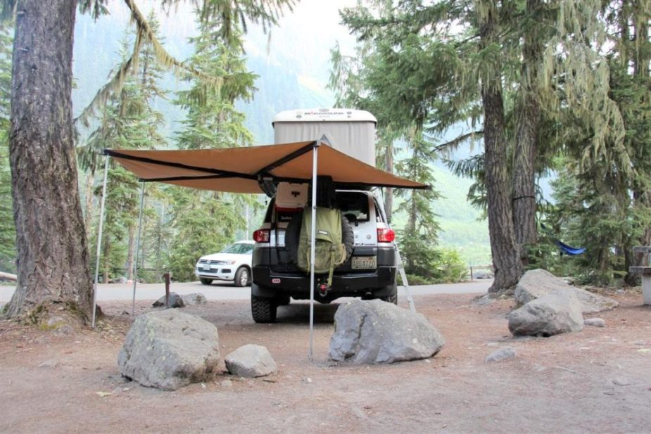 Camping Gear Review
