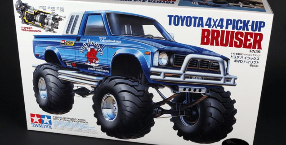 Ford Tamiya Bruiser