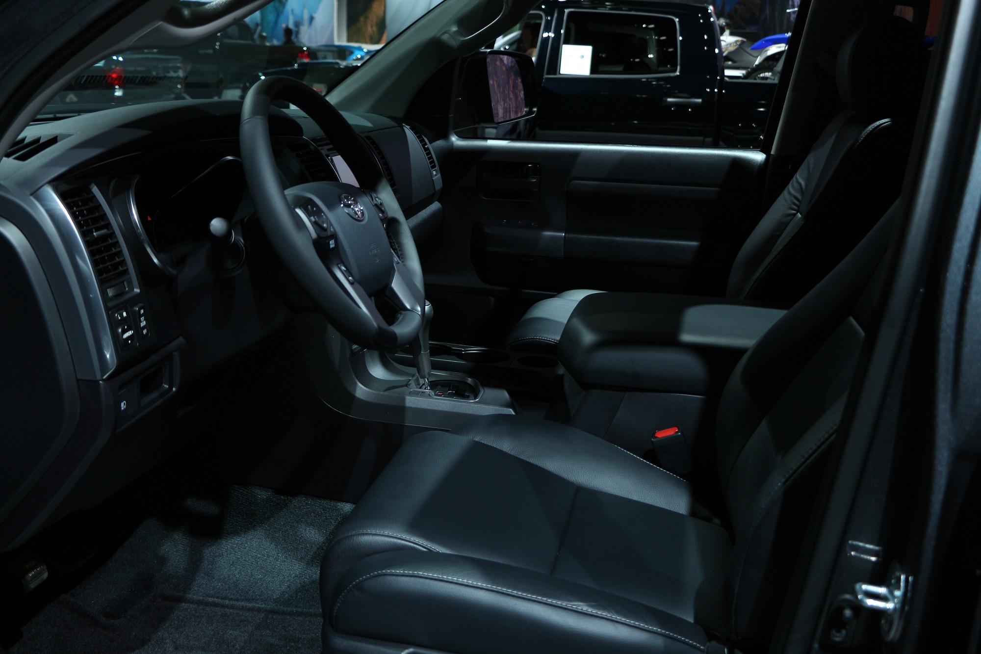 yotatech.com 2017 2018 LA Los Angeles Auto Show Toyota TRD Pro Tacoma 4x4 TRD Sport 4runner Tundra Land Cruiser Sequoia Trucks SUV Truck
