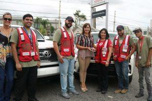 Toyota de Puerto Rico hurricane relief