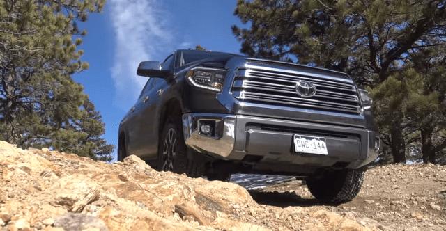 yotatech.com 2018 Toyota Tundra 1794 Edition TRD 4X4 Off-Road