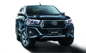 Toyota Hilux L-Edition
