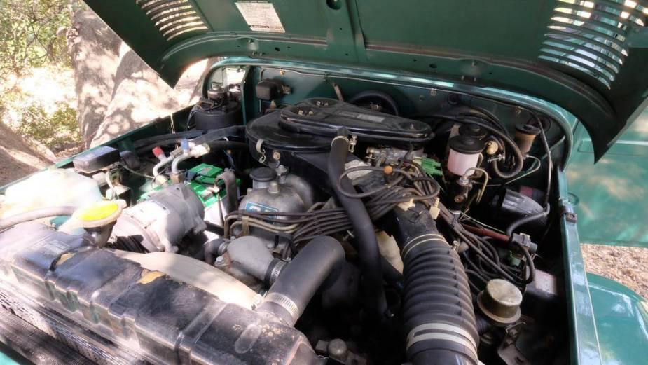 Toyota FJ40