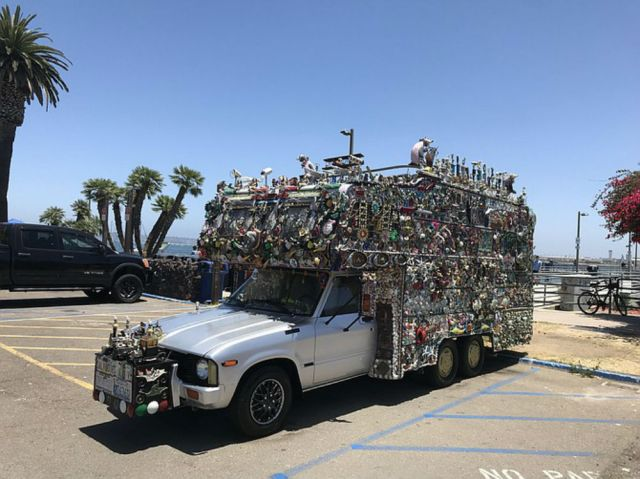 Macias Toyota Truck RV