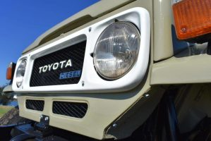 Toyota Land Cruiser HJ45