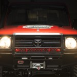 Resurrection Land Cruiser Truck with Cummins Power.
