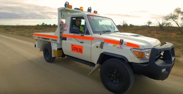eCruiser Toyota Land Cruiser