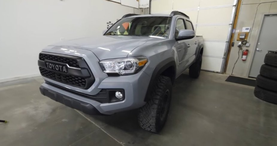 2018 Tacoma Front
