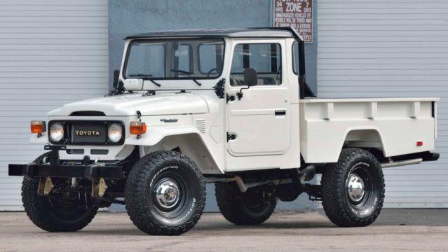 1986 FJ45