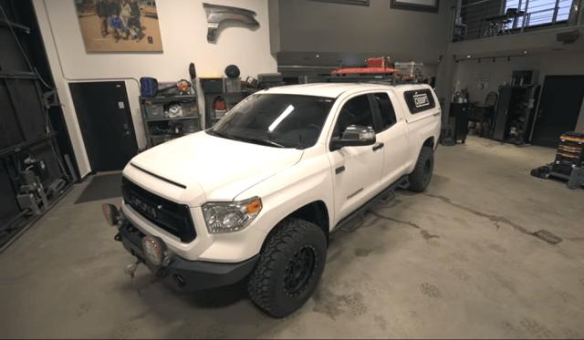 yotatech.com 2017 Toyota Tundra Build