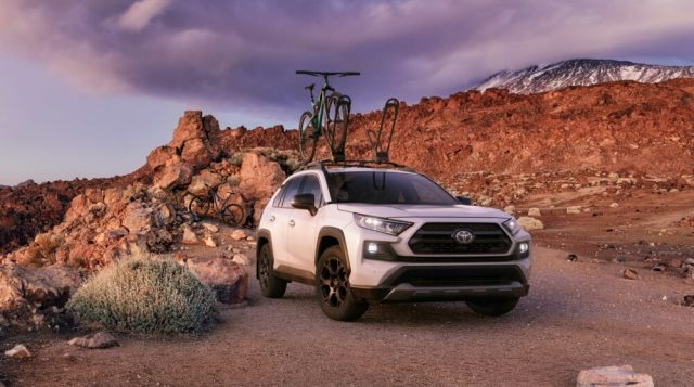 2020 RAV4 TRD Off-Road