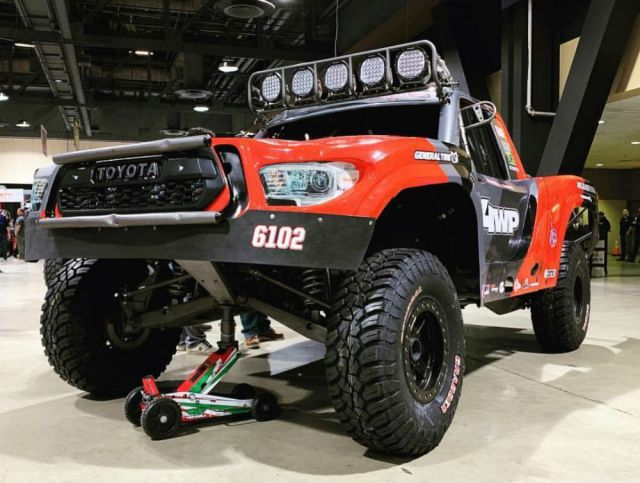 4WP Toyota Trophy Truck