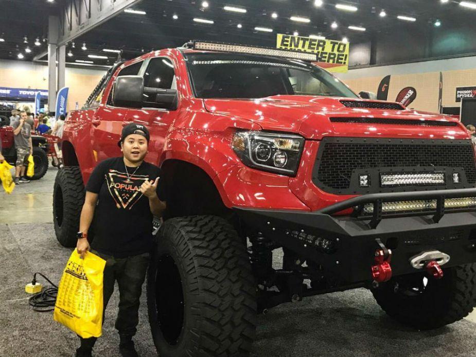 Toyota Tundra - 4WP Truck & Jeep Fest