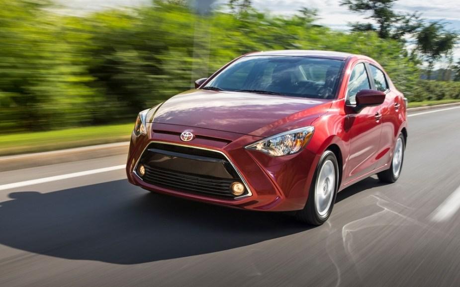 Toyota Conducting Safety Recalls on Toyota Sienna & Yaris Vehicles