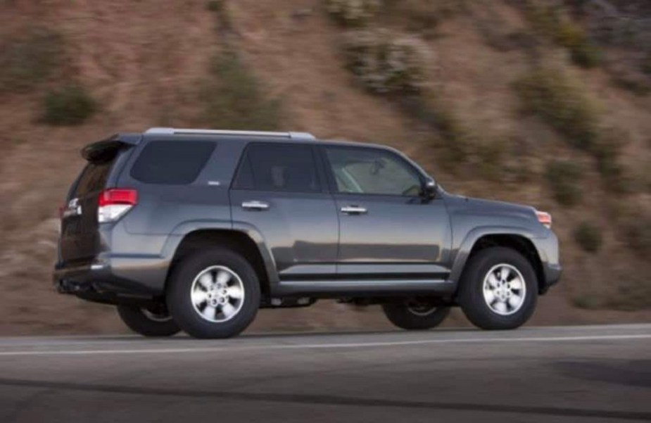 Kansas City 4Runner Owner Recovers Car From Sloppy Thieves