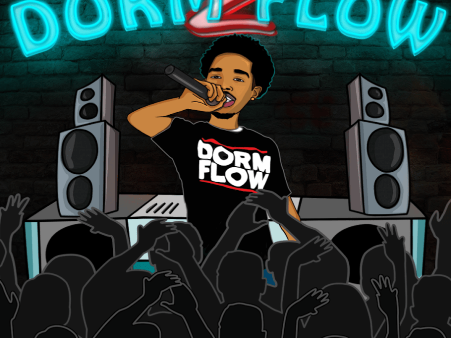 Oakland Lyricist C5 Reflects on His Journey in 'Dorm Flow 2'