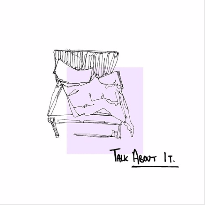 "Pip Millett Offers Reassurance in ""Talk About It"""
