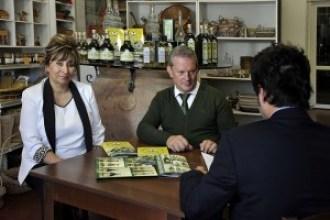 Massimo Palmadori e Gabriella Pecci