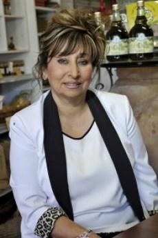 Gabriella Pecci moglie di Massimo Palmadori