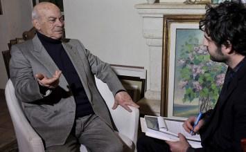 Giampaolo Teofoli: «Le acqueforti? C'è l'essenza dell'Umbria nelle incisioni»