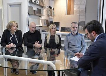 """Paolo Tasselli: """"Il punto di forza nel settore dell'arredamento? Un servizio completo che va dalla consulenza nell'acquisto, alla posa in opera del materiale, fino all'assistenza post-vendita"""""""