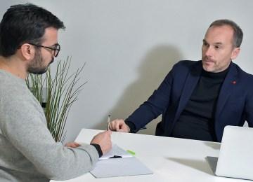 """Luca Tiberio: """"l'agente immobiliare è una garanzia imprescindibile in ogni compravendita"""""""