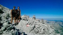 Watzmann Climbing Traverse