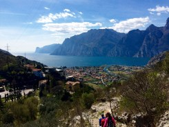 lago di garda lake view