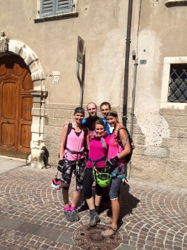 climbers friends