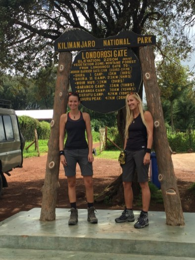 Londorossi Gate Kilimanjaro