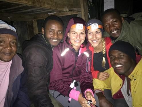 Camp staff Kilimanjaro